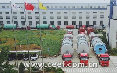 最大导热油炉研发基地 常能导热油炉