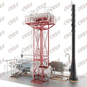常能整体型导热油炉